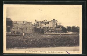 AK Chavagnes-les-Redoux, Les Carrières Monsireigne