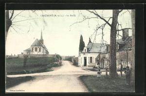 AK Chaumont, Le Bourg