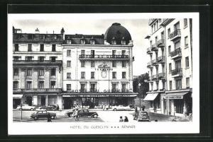 AK Rennes, Hotel du Guesclin