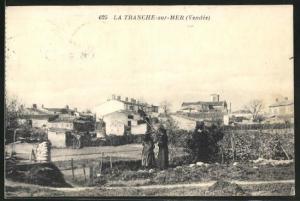 AK La Tranche-sur-Mer, Panorama
