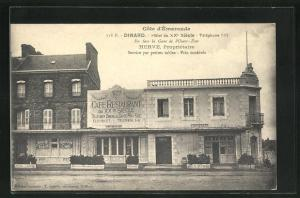 AK Dinard, Hotel du XX. Siecle