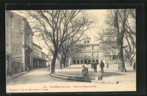 AK Valreas, Place de l`Hotel-de-Ville