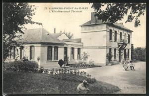 AK La Roche-Posay-les-Bains, L`Etablissement Thermal