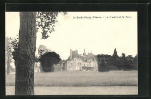 AK La Roche-Posay, Le Casino et le Parc