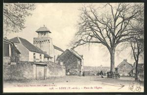 AK Loze, Place de l`Eglise