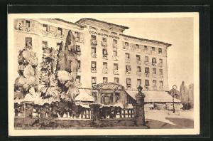 AK Avignon, Dominion Hotel