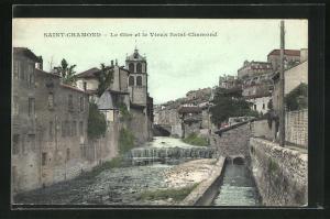 AK Saint-Chamond, Le Gier et le Vieux Saint-Chamond