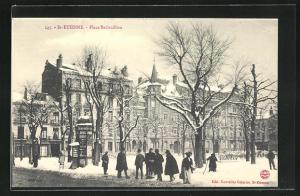 AK St-Etienne, Place Badouillere