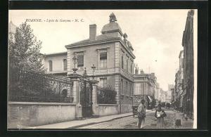 AK Roanne, Lycee de Garcons