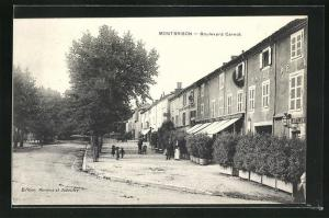 AK Montbrison, Boulevard Carnot