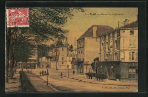 AK Niort, Avenue de la Quintinie