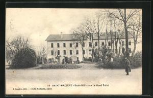 AK Saint-Maixent, Ecole Militaire, Le Rond Point