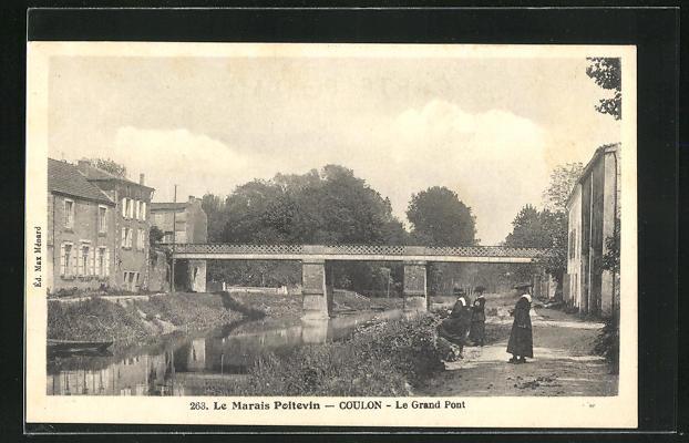 AK Coulon, Le Grand Pont 0