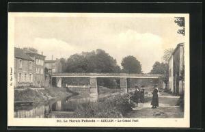 AK Coulon, Le Grand Pont