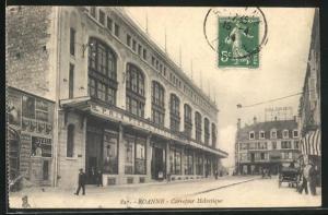 AK Roanne, Carrefour Helvetique