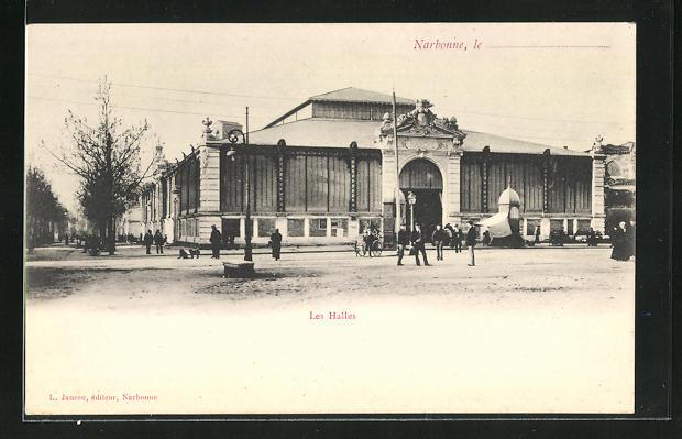 AK Narbonne, Les Halles 0