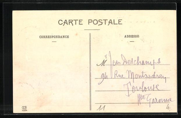 AK Castelnaudary, Moulins Saint-Roch, Windmühlen 1