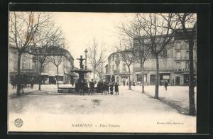 AK Narbonne, Place Voltaire