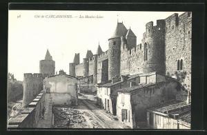 AK Carcassonne, Les Haute-Lices