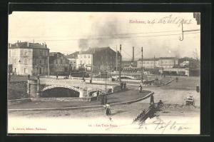 AK Narbonne, Les Trois Ponts