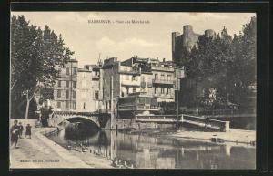 AK Narbonne, Pont des Marchands