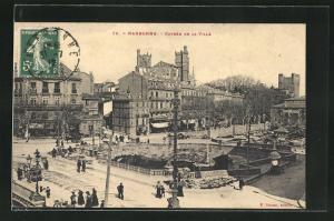 AK Narbonne, Entree de la Ville