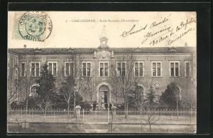 AK Carcassonne, Ecole Normale d`Institution