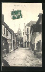 AK Egletons, Grand Rue