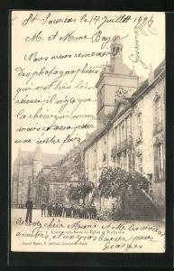 AK Luxeuil-les-Bains, Eglise et Presbytere