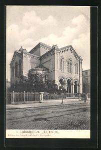 AK Montpellier, Le Temple