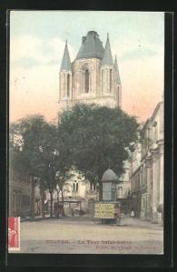 AK Angers, La Tour Saint-Aubin