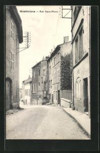 AK Montbrison, Rue Saint Pierre