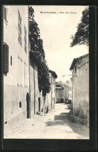 AK Montbrison, Rue des Clercs