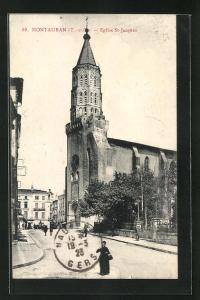 AK Montauban, Eglise St-Jacques