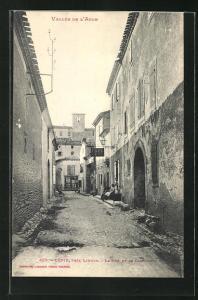 AK Cépie, La Rue et le Glocher