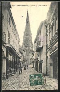 AK Parthenay, La Grande Rue