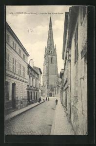 AK Niort, Grande Rue Notre-Dame