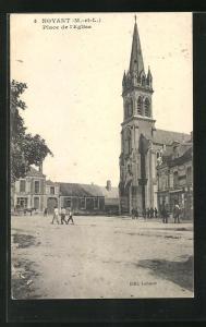 AK Novant, Place de l'Eglise