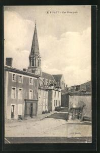 AK Le Fuilet, Rue Principale