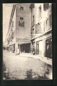 AK Carpentras, Les Halles