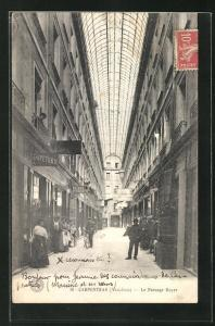 AK Carpentras, Le Passage Boyer