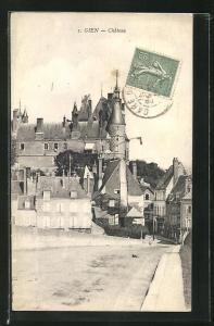 AK Gien, Chateau