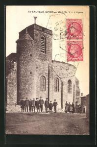 AK St-Sauveur-Givre-en-Mai, L'Eglise