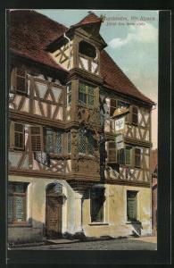 AK Turckheim, Hte Alsace, Hotel des deux Clefs