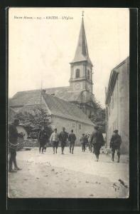 AK Kruth, l'Eglise