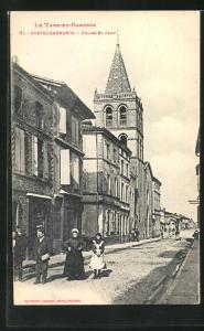 AK Castelsarrasin, Eglise St-Jean