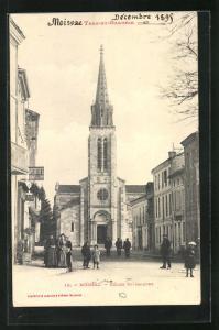 AK Moissac, Eglise St-Jacques