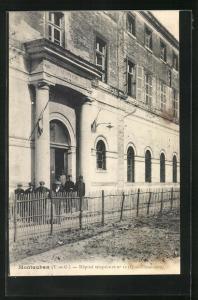 AK Montauban, Hopital temporaire N. 12