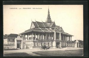 AK Pnom-Penh, Salle des Danses