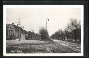 AK Novivrbas, Blick in eine Strasse